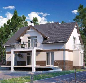 белый дом - проект