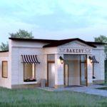 Проект пекарни BAKERY